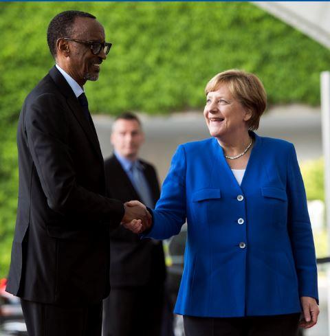 kagame-merkel